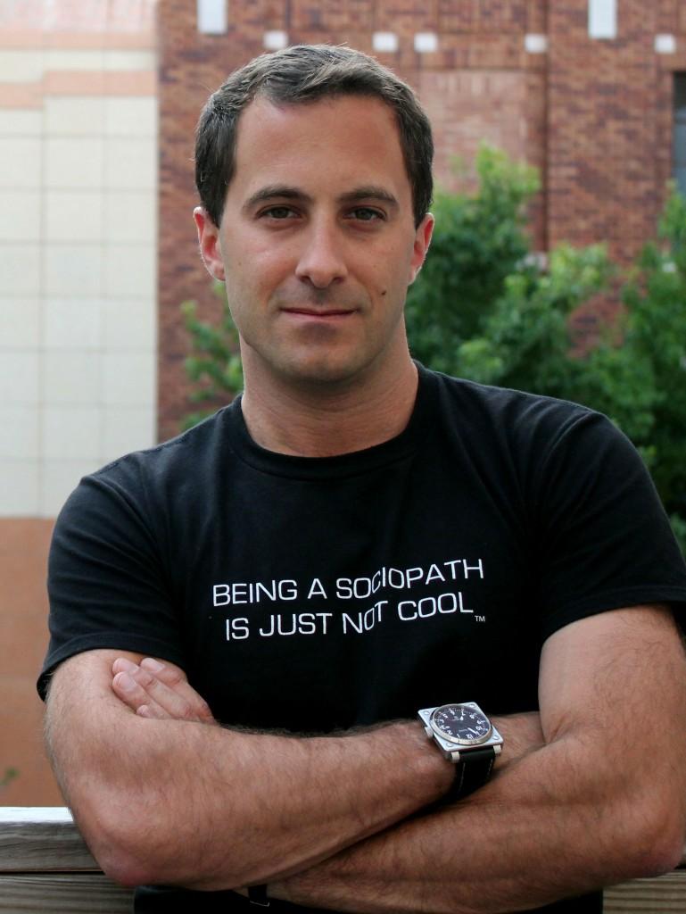 Vinny Tafuro, Founder of Corporate Empathy Apparel