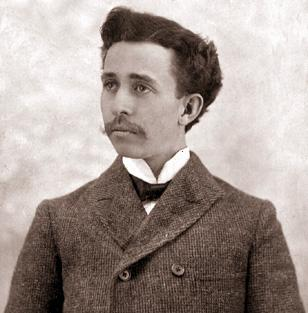 James Cash Penney circa 1902 (Wikipedia)