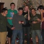 Mike Petresky III, Sam Petresky, Joey Tafuro, Alex Petresky, Vinny Tafuro, Kevin Petresky